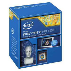 Cpu intel core i5 nueva generación edicion de video,3d,cad