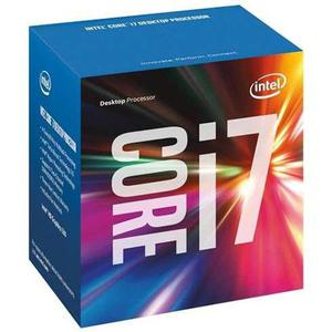 Procesador intel core i7 7700 3.6 ghz quad core 8 mb 1151