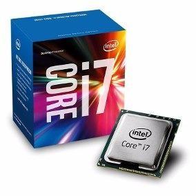 Procesador intel core i7 7700 3.6ghz 1151 8mb quad core