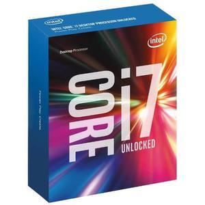 Procesador intel core i7 7700k 4.2ghz socket 1151 kaby lake