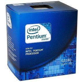 Procesador intel pentium dual core g2030 3.0ghz 3mb soc 1155