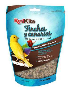 2.5kg alimento mezcla canarios finches cód fl4012x5