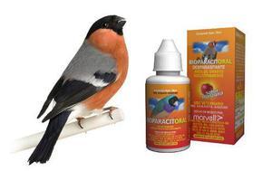 Bioparacit (desparasitante) 20 ml para aves ornato + envío