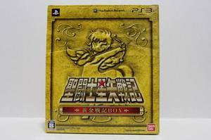 Caballeros del zodiaco japones ed. ps3 consolas de luigi