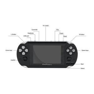 Consolas de juegos portátiles hlzku reproductores de