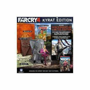 Far cry 4: kyrat edición - playstation 4