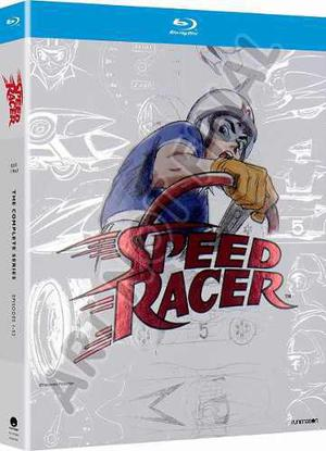 Speed racer serie completa en blu-ray importado