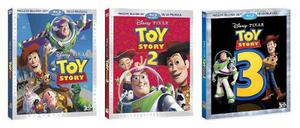 Toy story trilogia paquete peliculas 1 2 3 blu-ray 3d 6371684c479
