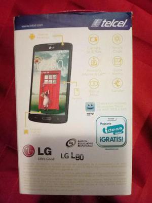Celular lg l80