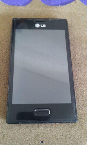 Celular lg optimus lg-e612g l5 (display roto) para reparar