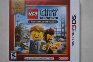 Juego Lego City Undercover Nintendo 3ds Nuevo Oferta En Mexico