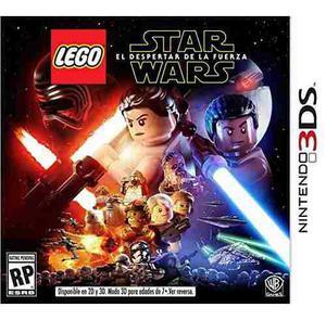 Juego Lego Star Wars Force Awak Nintendo 3ds Ibushak Gaming