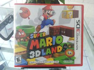 Juego Para Nintendo 3ds Super Mario 3d Land En Mexico Ofertas