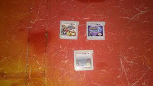 Juegos nintendo 3ds elite,smash bros,pokemon,mario kart