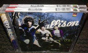 Allison // memorama cd nuevo sellado