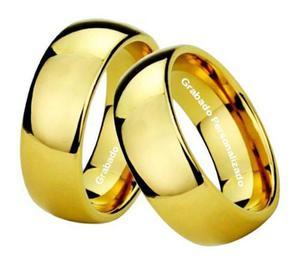comprar zapatillas gran inventario Anillos Argollas Matrimonio Amor Grabado Personalizado