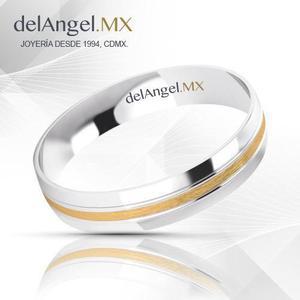d417d4e5faff Anillos matrimonio oro 10k 4mm 13178-104