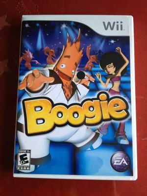 Boogie Juego Wii Microfono Ofertas Diciembre Clasf