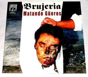 Brujeria matando güeros lp red vinyl death metal grindcore