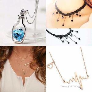 e5d0156e9f0a Collares collar dije joyeria bisuteria mayoreo baratos moda en ...