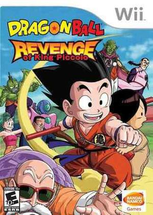 Dragon ball revenge of king piccolo (nintendo wii) nuevo