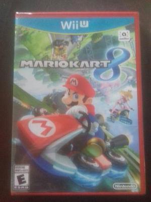 Juego Wii Mario Kart 8 Sellado Envio Gratis Meses Sin En Mexico