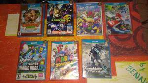 Juegos Wii U Mario Kart Donkey Kong Star Fox En Mexico Ofertas