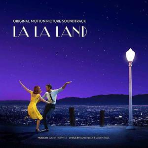 La la land original motion picture soundtrack disco cd