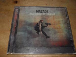 Macaco historias tatooadas cd nuevo sellado envio gratis