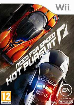 Need for speed hot pursuit nintendo wii varios juegos
