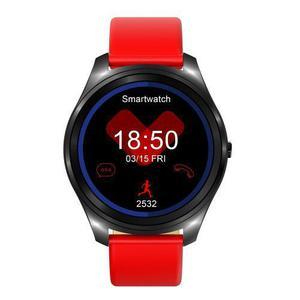 Reloj smart watch inteligente caratula negra hombres mujer