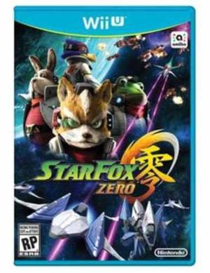 Star fox zero y star fox guard para wii u nuevo y sellado