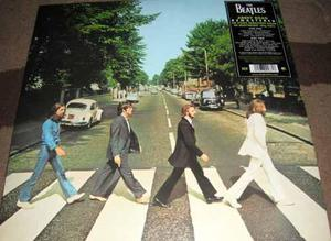 The Beatles - Abbey Road (vinilo, Lp, Vinil, Vinyl)