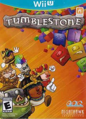 Tumblestone wii u juego nuevo en karzov