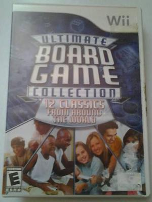 Wii ultimate board game collection $250 usado - mikegames