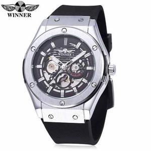 Winner w2016060202 hombre reloj mecánico automático
