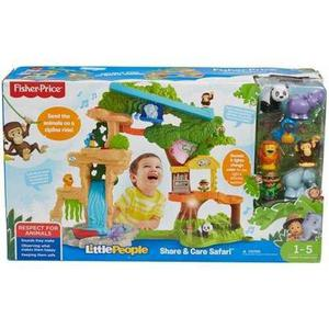 Little people selva animales divertidos share care safari