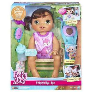 Muñeca baby alive gatea bebe va conmigo hasbro envio gratis