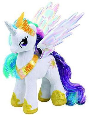 My little pony princess celestia 8 inch peluche - nuevo