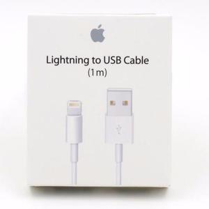 Cable cargador usb original iphone 5/5s/5c/6 envio gratis!!