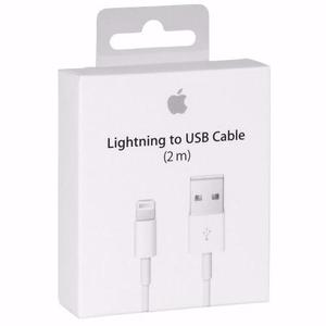 Cable de datos usb original 2 metros apple envio gratis!