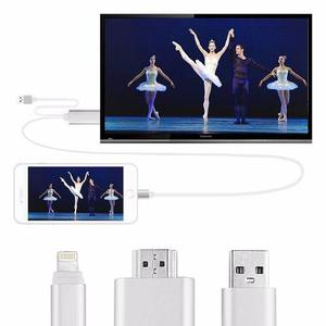 Cable iphone a hdmi 1080p ipad air mini pro ios hd proyector