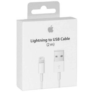 Cable usb - cargador ipod ipad iphone 2 metros