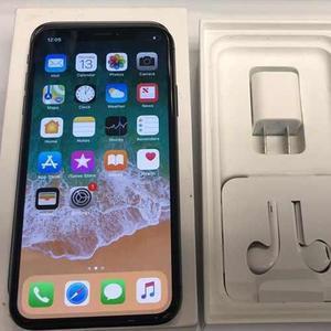 Celular apple iphone x 64gb libre meses accesorios caja