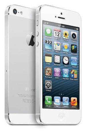 Celular iphone 5 blanco 16gb 8mp reacondicionado grado b
