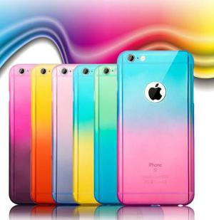 fa5f5addfff Funda 360 bicolor iphone x 8 7 6 plus 6s se 5 + mica en México ...