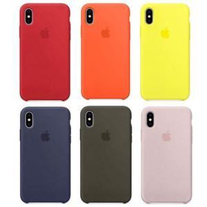 super popular 4c4a0 9ce03 Funda Para Iphone Xs Max Case Silicon Protector Alta Calidad