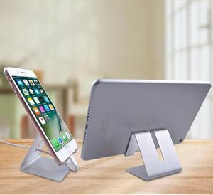 Soporte celular base stand hold tablet android apple oficina