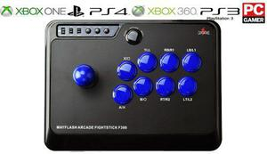Arcade fight stick mayflash f300 xbox one ps3 pc ps4 switch
