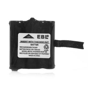 Batería radio midland batt6r batt-6r avp8 lxt300 lxt cxt